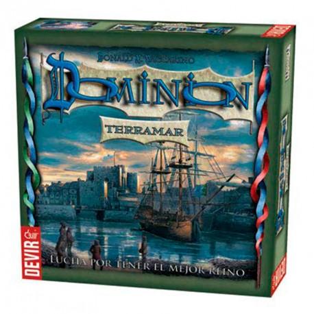 Dominion Terramar - Expansión para juego de construcción de mazos