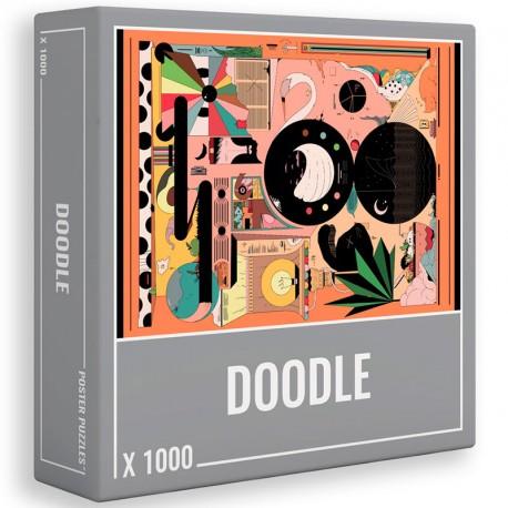 Doodle Puzle - 1000 pcs.