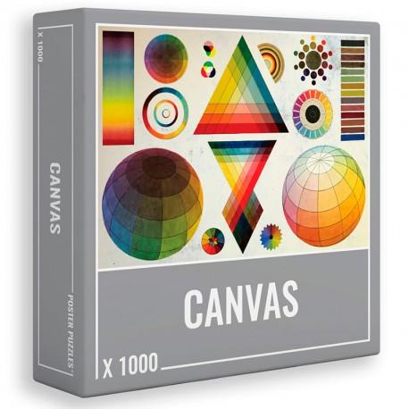 Canvas Puzle - 1000 pcs.