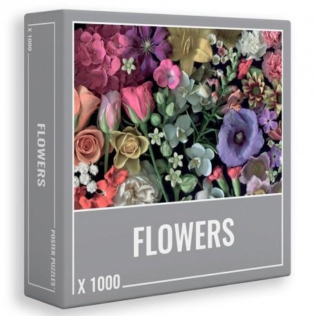 Flowers Puzle - 1000 pcs.