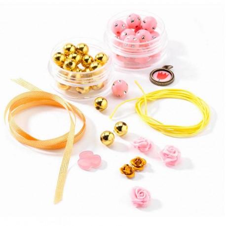 perlas y Flores - Crea tus propias joyas