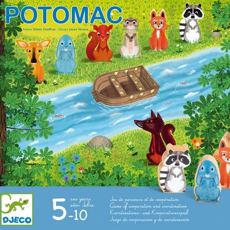 Potomac - Juego colaborativo