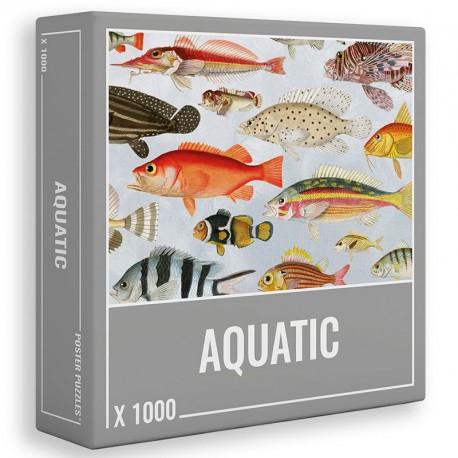Aquatic Puzzle - 1000 pzas.
