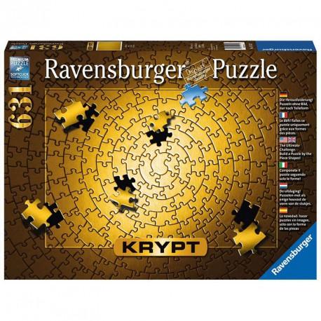 Puzzle KRYPT Gold - 631 pzas