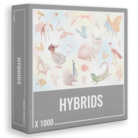 Hybrids Puzle - 1000 pcs.