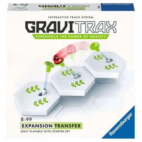 GraviTrax Expansión Transfer - pista de canicas interactiva