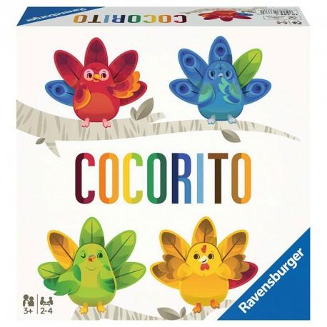 Cocorito - juego de identificación de colores