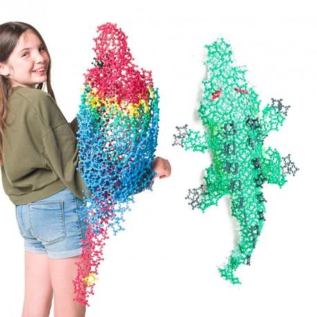 Structure 350 peces - joc de construcció de peça única