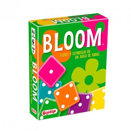 Bloom - juego de dados para 2-5 jugadores