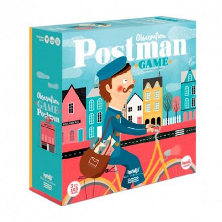 Postman - juego de observación y rapidez para 2-6 jugadores