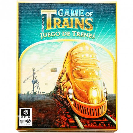 Joc de trens - Game of Trains