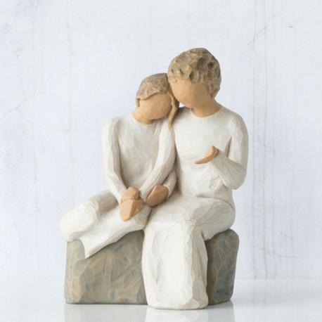 Figures decoratives Willow Tree - Amb la meva Àvia