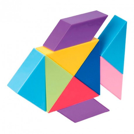 Cubi Mag JUNIOR - rompecabezas magnético
