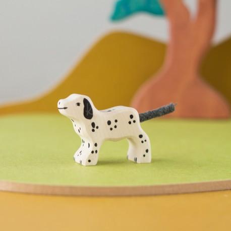 Dalmata pequeño - animal de madera