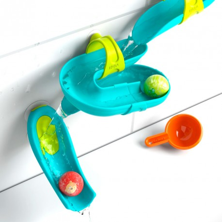 Tobogán de bolas para el baño - Carrera Acuática