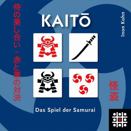 Kaito - juego de estrategia japonés para 2 jugadores
