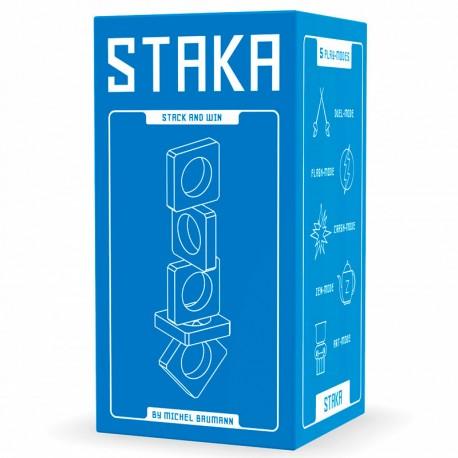 Staka - Creativo juego de destreza para 1-4 jugadores