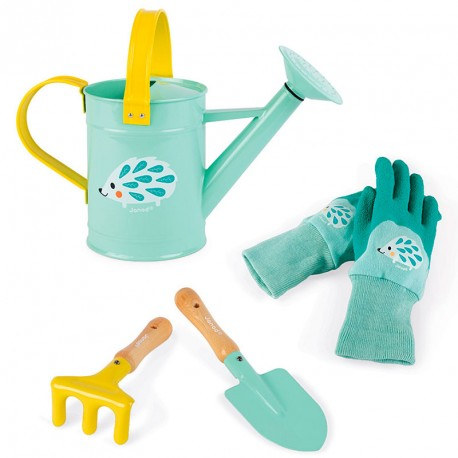 Set de jardineria Happy Garden - joguina per a platja i jardí