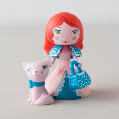 Arty Toys - Princesa Rosa y Cat