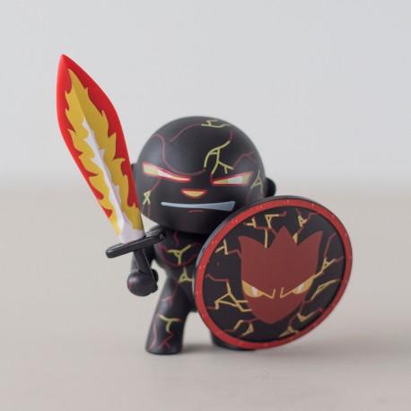 Arty Toys - Caballero Volcano