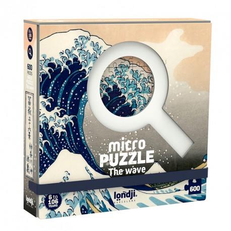 The Wave - Micro Puzzle 600 piezas