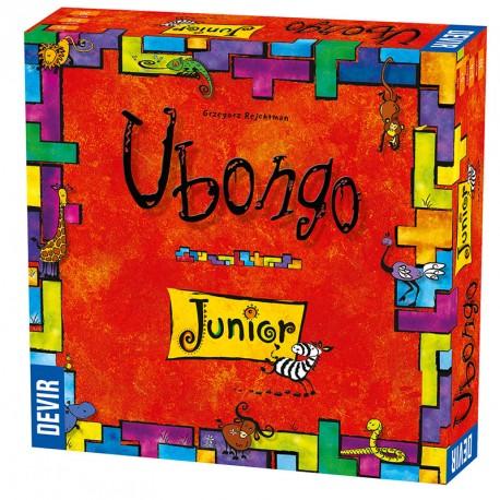 Ubongo Junior - Juego de mesa de agilidad visual