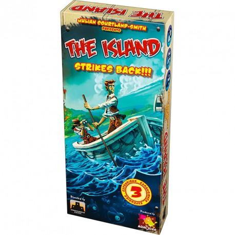 The Island Strikes Back - expansió del joc The Island per a 2-6 jugadors