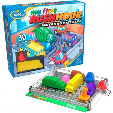 *Rushhour Preescolar 3+ - Joc de lògica per a preescolars