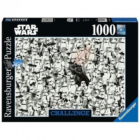Puzzle Star Wars Challenge - 1000 pzas