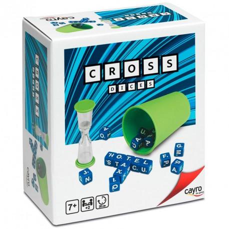 Cross Dices - juego de palabras para 2 jugadores