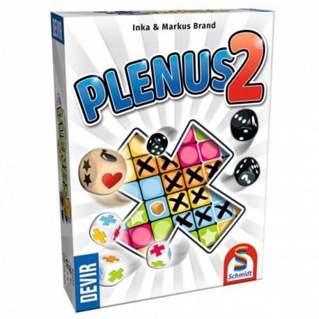 Plenus 2 nueva versón de Devir - envío 24/48 h - kinuma.com tienda de  juegos de mesa