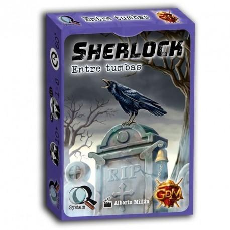 Serie Q: Sherlock: El mayordomo - juego de investigación en equipo para 1-8 jugadores