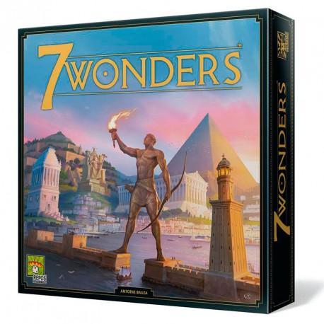 7 Wonders - juego de mesa estratégico para toda la familia