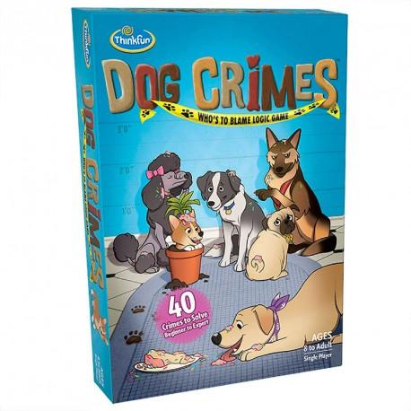 Dog Crimes - canino juego de lógica para 1 jugador