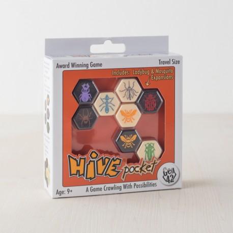 Hive pocket - juego de estratégia para dos abejas obreras + expansiones