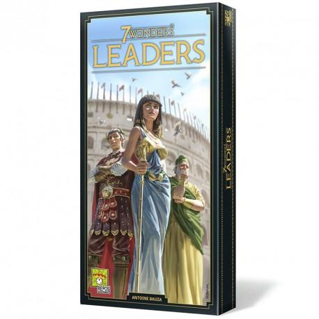 7 Wonders Leaders Ed. 2020 - Expansión del juego de mesa estratégico para toda la familia
