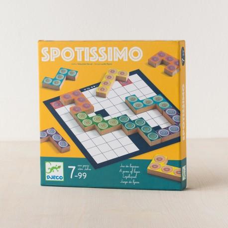 Spotissimo - juego de paciencia y lógica para 1 jugador