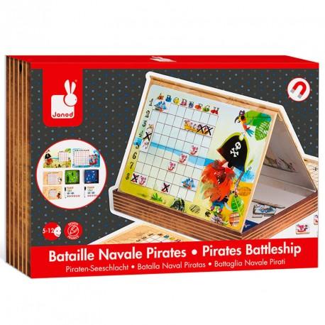 Batalla Naval Piratas - juego de estrategia