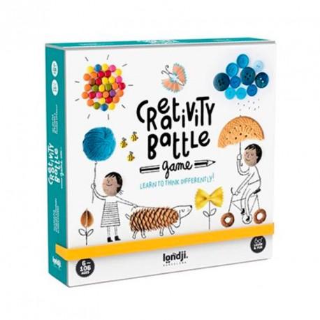 Creativity Battle Game - La gran batalla de la creativitat per a 2-4 jugadors