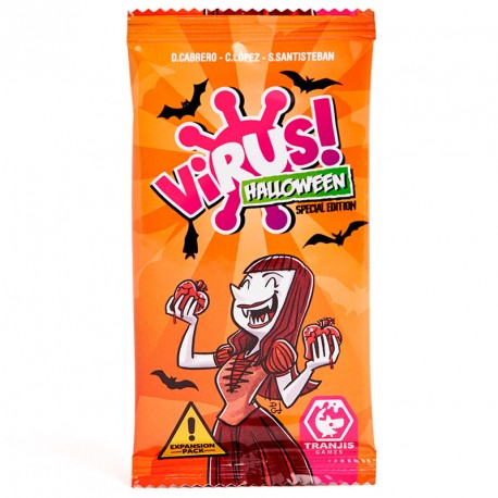 Virus! Expansión Halloween - Edició Especial