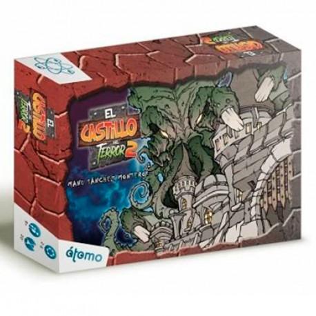 El castillo del Terror 2 - monstruosa ampliación para el juego familiar de cartas