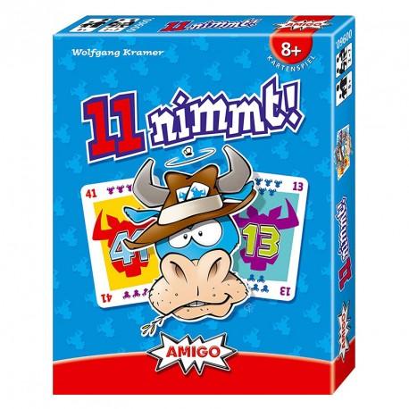 ¡Toma 11! - juego de cartas
