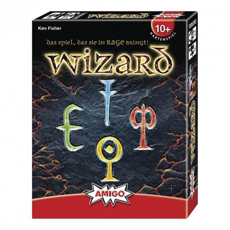 Wizard - joc de cartes d'estratègia i predicció