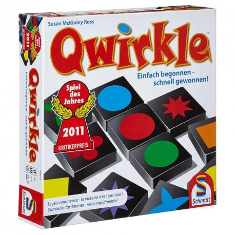Qwirkle - juego de lógica para toda la familia