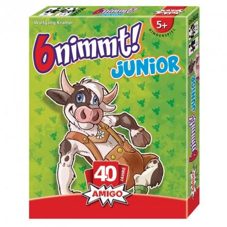 ¡Toma 6! Junior - juego de cartas