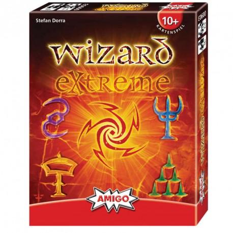 Wizard Extreme - juego de cartas de estrategia y predicción