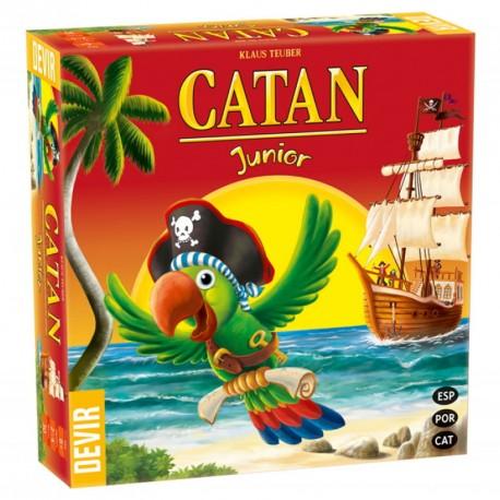 Los Colones de Catán Junior - juego de mesa desde los 6 años