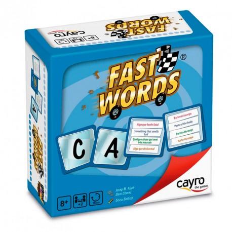 Fast Words - jugo categories en diversos idiomes