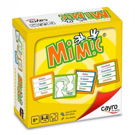 Mi Mic Cayro - juego de expresión corporal