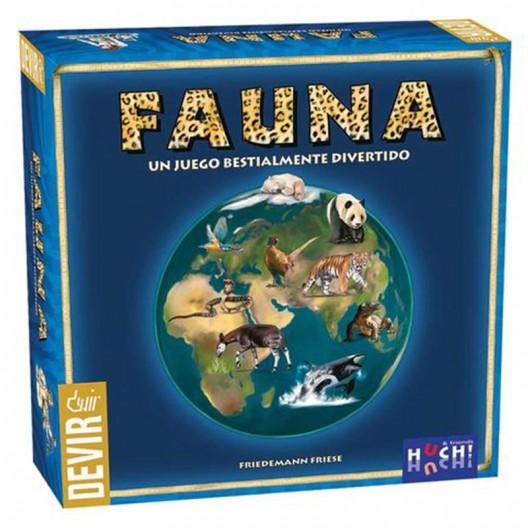 Fauna - juego de aprendizaje de animales
